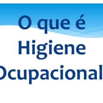 Comprar o produto de Higiene Ocupacional em Outros Serviços em Jundiaí, SP por Solutudo