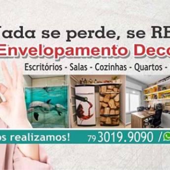 Comprar o produto de Envelopamento Decorativo  em Gráficas e Impressão em Aracaju, SE por Solutudo