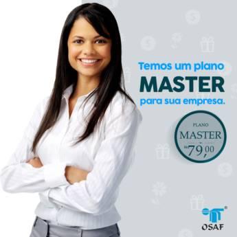 Comprar produto Plano Master em Saúde pela empresa Osaf - Orlando Dantas em Aracaju, SE