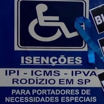 Comprar o produto de Isenção para PNE em Outros Serviços em Jundiaí, SP por Solutudo