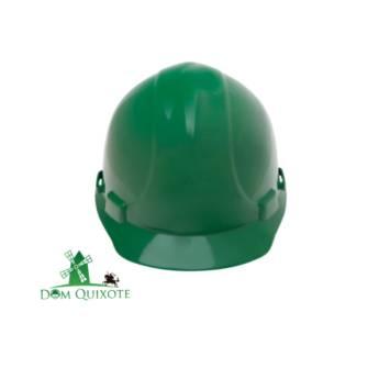 Comprar o produto de Capacete classe B Verde - c/ jugular em Capacetes pela empresa Dom Quixote Equipamentos de Proteção Individual em Jundiaí, SP por Solutudo