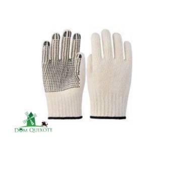Comprar o produto de Luva algodão pigmentada 4 fios  em Luvas pela empresa Dom Quixote Equipamentos de Proteção Individual em Jundiaí, SP por Solutudo
