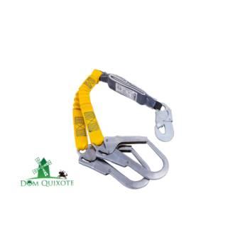 Comprar o produto de Talabarte Y com fita elástica e ABS YFE ABS   em Altura pela empresa Dom Quixote Equipamentos de Proteção Individual em Jundiaí, SP por Solutudo