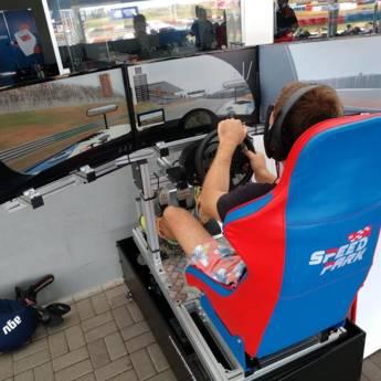 Comprar o produto de Simuladores em Entretenimento em Birigui, SP por Solutudo