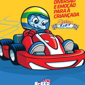 Comprar o produto de Seninha GP Racing em Entretenimento em Birigui, SP por Solutudo