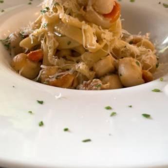Comprar o produto de Talharim com Vieira  em Restaurantes Italianos em Americana, SP por Solutudo