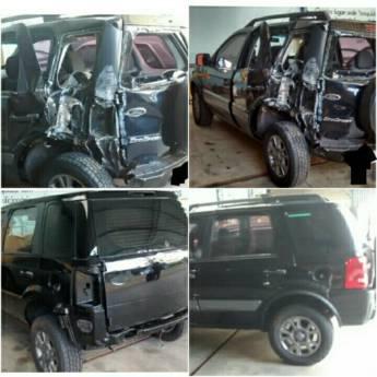 Comprar o produto de Recuperação completa traseira em Veículos e Transportes em Birigui, SP por Solutudo