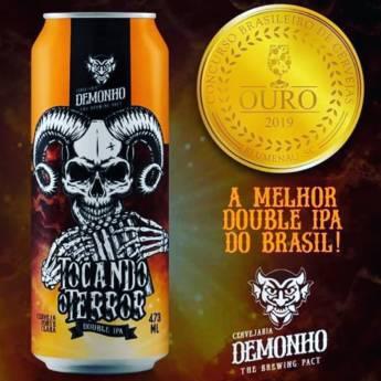 Comprar produto Double IPA em Bebidas pela empresa Voth Bier em Araçatuba, SP