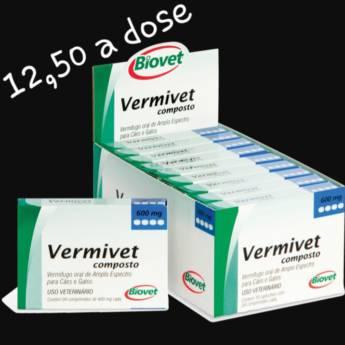 Comprar o produto de Vermivet em A Classificar em Botucatu, SP por Solutudo