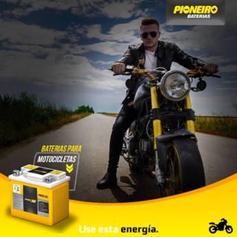 Comprar o produto de Baterias Pioneiro em Baterias para Motos em Americana, SP por Solutudo