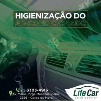 Comprar o produto de Higienização do Ar-Condicionado em Veículos e Transportes em Aracaju, SE por Solutudo