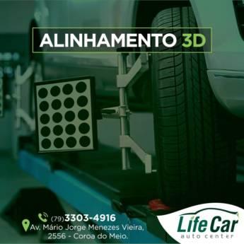 Comprar o produto de Alinhamento 3D em Veículos e Transportes em Aracaju, SE por Solutudo