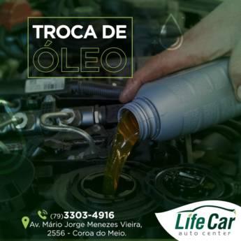 Comprar o produto de Troca de óleo  em Veículos e Transportes em Aracaju, SE por Solutudo