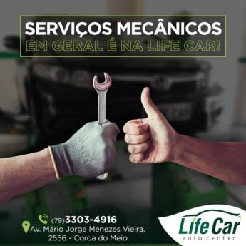 Comprar o produto de Serviços mecânicos em Veículos e Transportes em Aracaju, SE por Solutudo