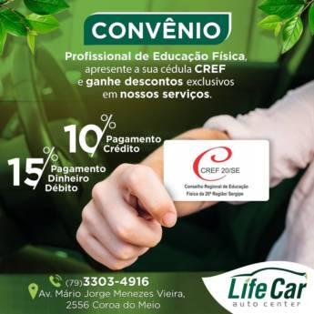 Comprar o produto de Convênio Cref em Veículos e Transportes em Aracaju, SE por Solutudo