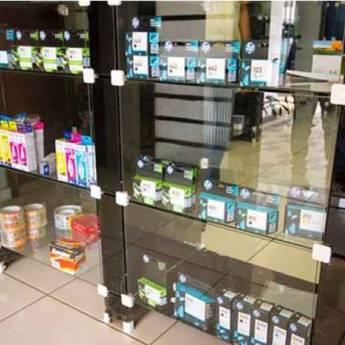 Comprar o produto de Cartuchos, Tintas e Toners em Cartuchos Jato de Tinta em Birigui, SP por Solutudo