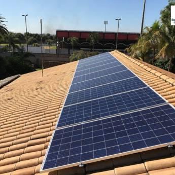 Comprar o produto de Instalação Sistema Energia Solar Fotovoltaica em Casa, Móveis e Decoração em Birigui, SP por Solutudo