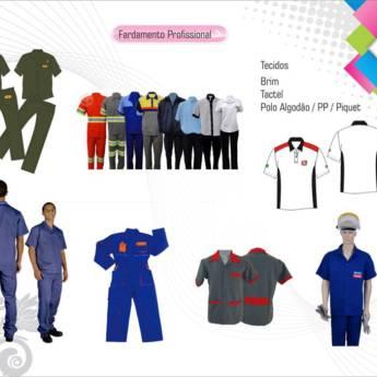 Comprar produto  Fardamentos Profissionais em Calçados, Roupas e Bolsas pela empresa Apple Confecções e Comunicação Visual em Aracaju, SE