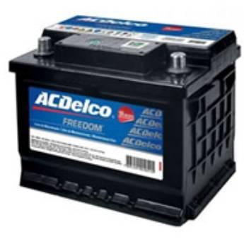 Comprar o produto de Baterias Automotivas AcDelco em Baterias Automotivas em Jundiaí, SP por Solutudo