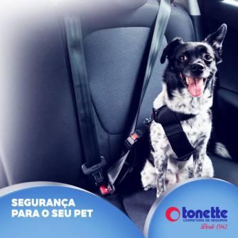 Comprar o produto de Segurança Para Seu Pet em Veículos e Transportes em Birigui, SP por Solutudo