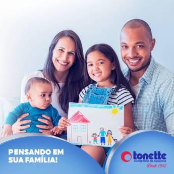 Comprar o produto de Pensando em sua família em A Classificar pela empresa Tonette Corretora de Seguros Ltda em Birigui, SP por Solutudo