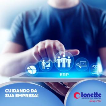 Comprar o produto de Cuidando da sua empresa em A Classificar pela empresa Tonette Corretora de Seguros Ltda em Birigui, SP por Solutudo