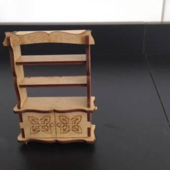 Comprar o produto de Mini móveis para casinha de bonecas em Outros em Botucatu, SP por Solutudo