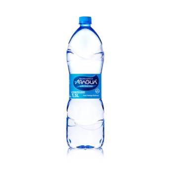 Comprar produto Água Araguá Levíssima-1,5L Sem Gás em Águas Minerais pela empresa Água Araguá em Araçatuba, SP