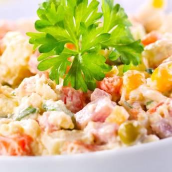 Comprar produto Maionese e Salpicão em Molhos pela empresa Rosli Casa de Carnes em Botucatu, SP