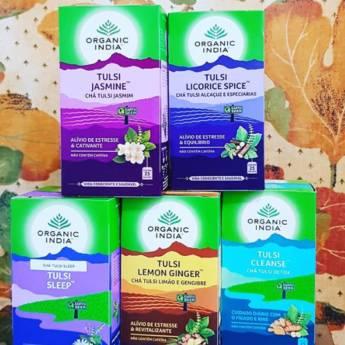 Comprar o produto de Chá de Tulsi em Chás pela empresa Viva Natural  em Foz do Iguaçu, PR por Solutudo