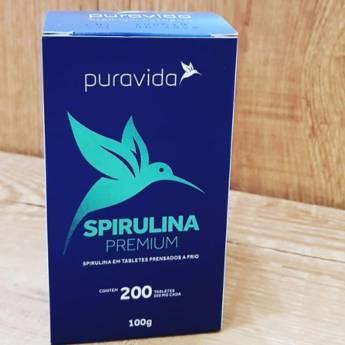 Comprar o produto de Spirulina em Produtos Naturais pela empresa Viva Natural  em Foz do Iguaçu, PR por Solutudo