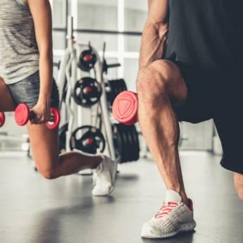 Comprar o produto de Musculação em Academias e Esportes em Jundiaí, SP por Solutudo