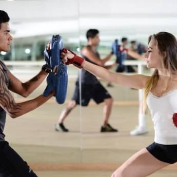 Comprar o produto de Muay thai em Academias e Esportes em Jundiaí, SP por Solutudo