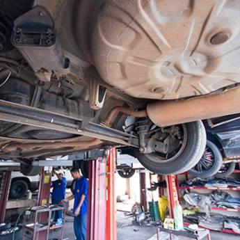 Comprar produto Suspensão em Veículos e Transportes pela empresa Roberto Escapamento em Araçatuba, SP