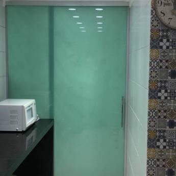 Divisória de cozinha/lavanderia