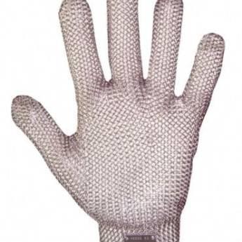 Comprar o produto de Luva de Aço em Luvas de Segurança pela empresa Total Segurança em Mineiros, GO por Solutudo