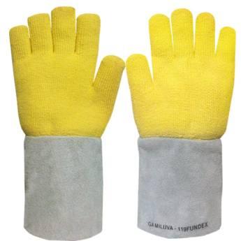 Comprar o produto de Luva para Temperatura  em Luvas de Segurança pela empresa Total Segurança em Mineiros, GO por Solutudo