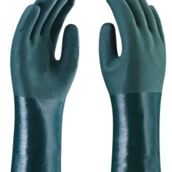 Comprar o produto de Luva de PVC em Luvas de Segurança pela empresa Total Segurança em Mineiros, GO por Solutudo