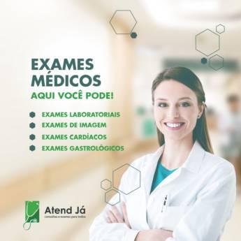 Exames de Laboratório