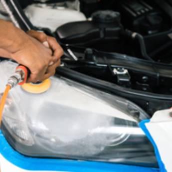 Comprar o produto de  Polimento de Faróis e Lanternas em Veículos e Transportes pela empresa Capelluppi Martelinho de Ouro em Botucatu, SP por Solutudo