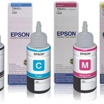 Comprar o produto de Refil Tinta Original Epson em Cartuchos em Birigui, SP por Solutudo