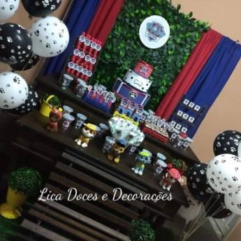 Comprar produto Decoração em Decoração pela empresa Lica Doces e Decorações em Botucatu, SP