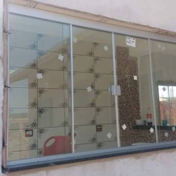 Comprar o produto de Janelas em Vidraçaria em Botucatu, SP por Solutudo