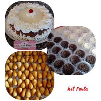 Comprar o produto de Kit Festa! em Bolos e Doces em Botucatu, SP por Solutudo