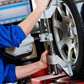 Comprar produto Alinhamento  em Veículos e Transportes pela empresa Mecânica Visauto em Atibaia, SP