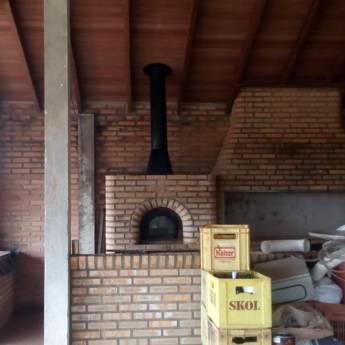 Comprar o produto de Chaminé de Forno a Lenha  em Casa, Móveis e Decoração pela empresa Iguaçu Calhas em Foz do Iguaçu, PR por Solutudo