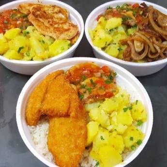 Comprar produto Marmitex Mini em Alimentos pela empresa Marmitaria do Geraldinho em Bauru, SP
