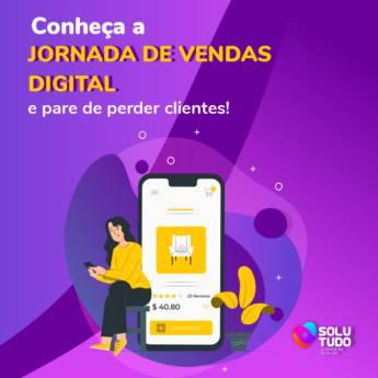 Comprar o produto de Jornada de Vendas Digital  em Marketing e Internet em Jundiaí, SP por Solutudo