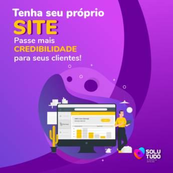 Comprar o produto de Site Solutudo em Marketing e Internet em Jundiaí, SP por Solutudo