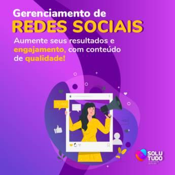 Comprar produto Social Media em Marketing e Internet pela empresa Solutudo Jundiaí em Jundiaí, SP